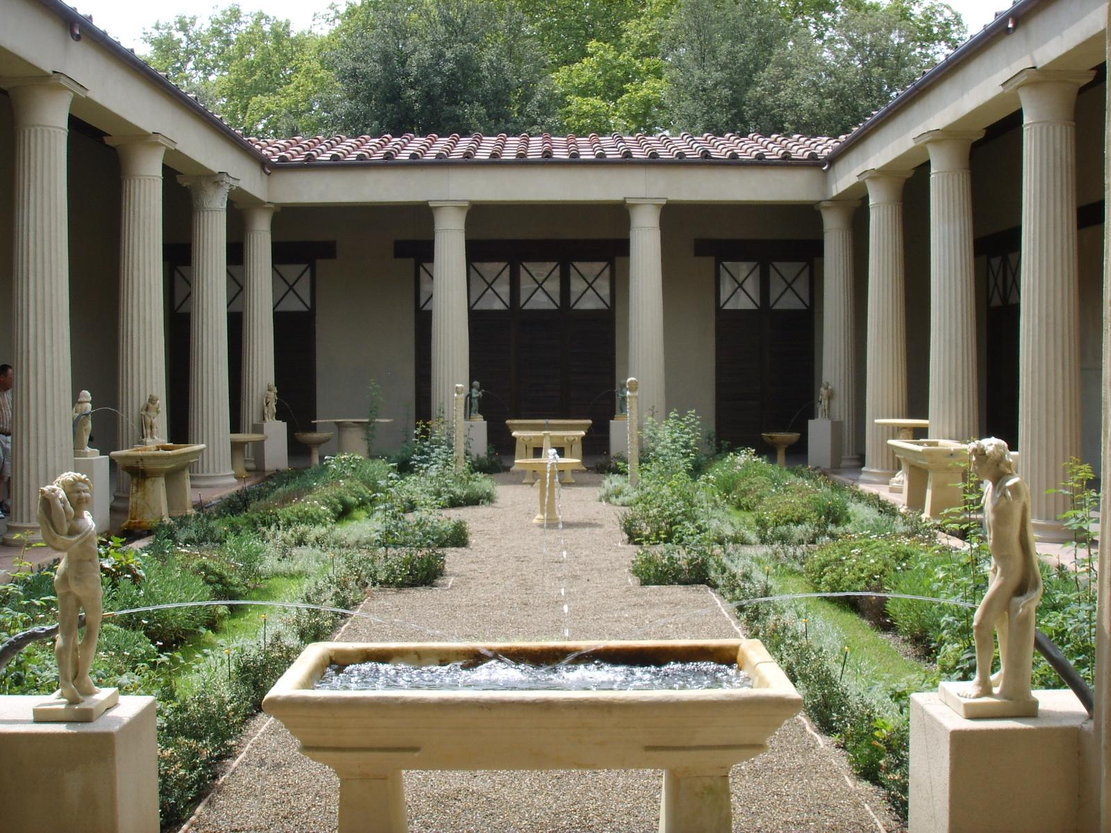 Jardín Romano