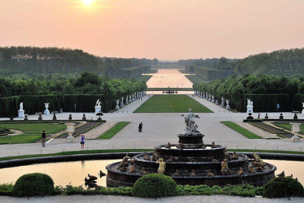 El Jardín Francés