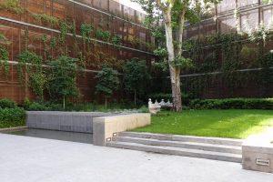 Jardín ministerial