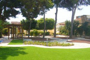 Jardín en San Javier (Murcia)